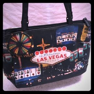 Frankie and Johnnie  Las Vegas purse
